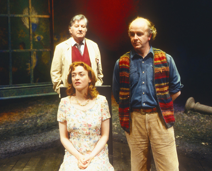 'Molly Sweeney' Play performed at the Almeida Theatre, London, UK 1994