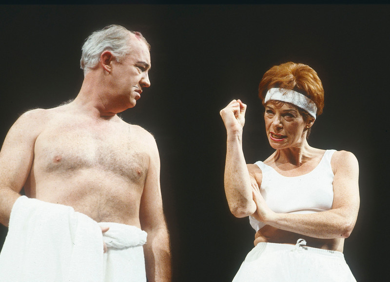 'Moscow Gold' Play performed by the Royal Shakespeare Company, UK 1991