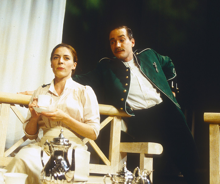 'Much Ado About Nothing' Play performed by Cheek by Jowl Theatre Company, London, UK 1998