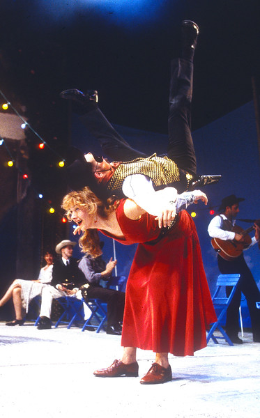 'Much Ado About Nothing' Play performed at Queen's Theatre, London, UK 1993