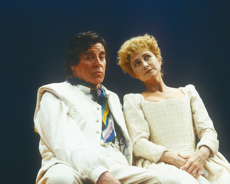 'Much Ado About Nothing' Play performed at the Strand Theatre, London, UK 1989