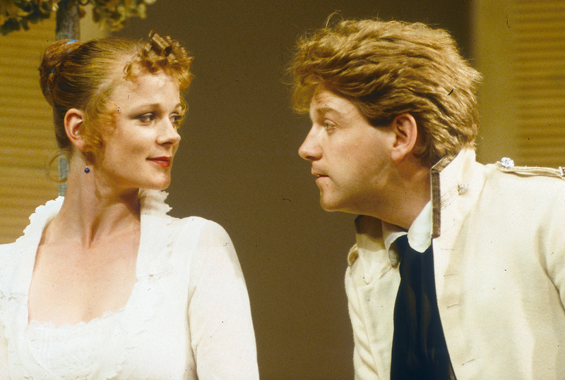 'Much_Ado_About_Nothing' Play performed at the Phoenix Theatre, London, UK 1989