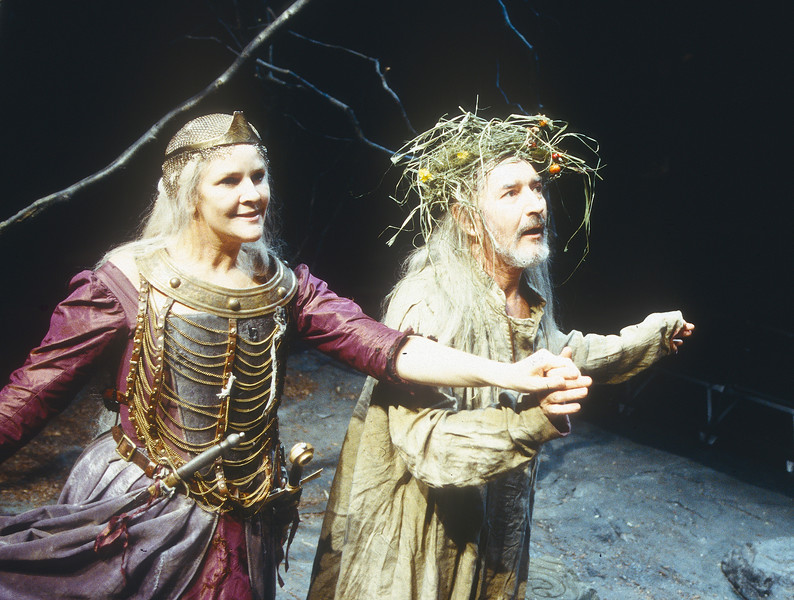 'Mutabilite' Play performed in the Cottesloe Theatre, National Theatre, London, UK 1998