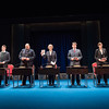 'My Country: a work in progress' performed in the Dorfmann at the Royal National Theatre, London, UK