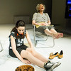 'My Mother Said I Never Should' Play by Charlotte Keatley performed at the St James' Theatre, London, UK