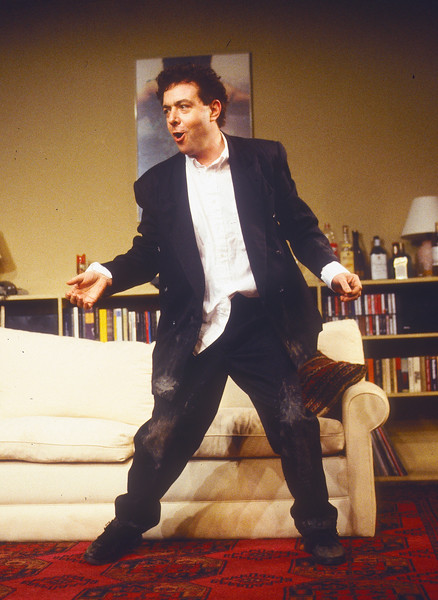 'My Night With Reg' Play performed in the Critereon Theatre, London, UK 1995