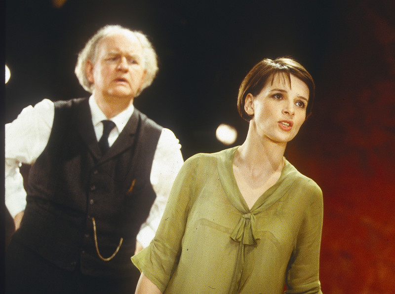 'Naked' Play performed at the Almeida Theatre, London, UK 1997