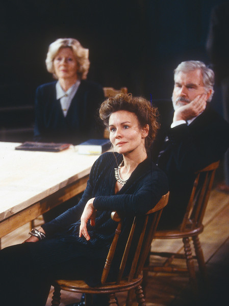 'New England' Play performed by the Royal Shakespeare Company, UK 1995