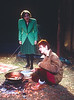 'New Morning' Play performed at the Bush Theatre, London, UK 1993