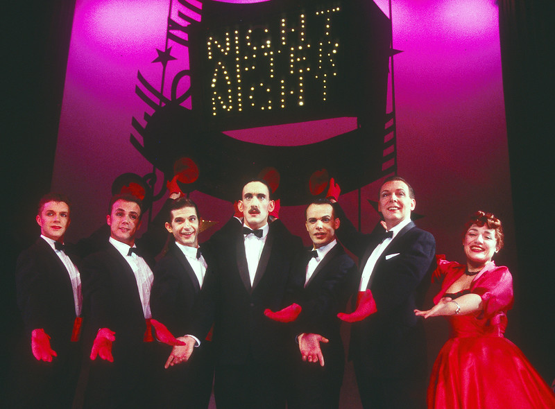 'Night After Night' Play performed at the Royal Court Theatre, London, UK 1993