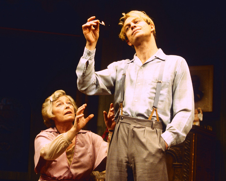 'Night Must Fall' Play performed at the Theatre Royal Haymarket, London, UK 1996