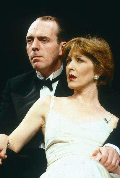'Noel and Gertie' Play performed at the Comedy Theatre, London, UK 1989