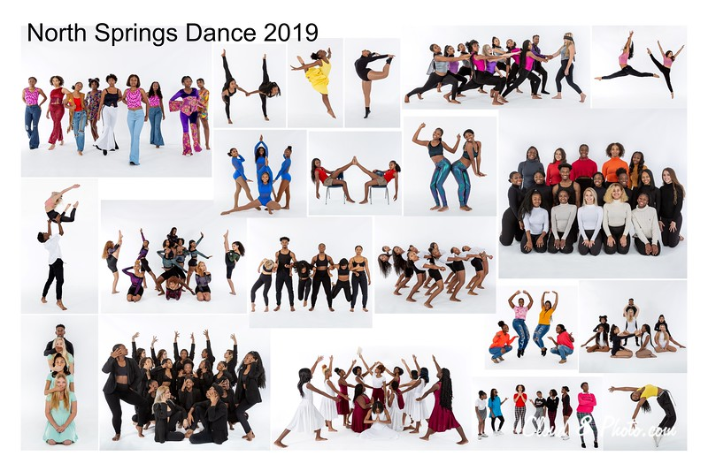 Dance Poster 2018