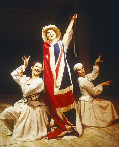 'Oh What a Lovely War' Play performd at the National Theatre, London, UK 1998