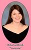 Delia Goldrick Vivienne OLPD 2012 Legally Blonde Headshot Oval (1360)