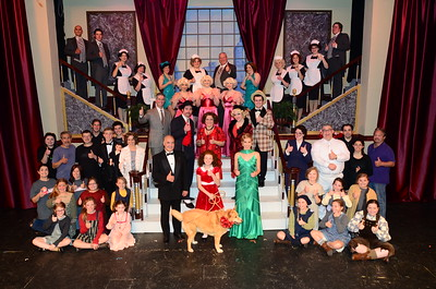 OLPD 2014 Annie Cast photos