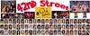 42nd Street Red Cast Board K TRS