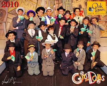 OLPD Guys & Dolls Jr 2010-07-13