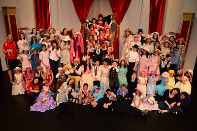 OLPD 2013 Broadway Jr Hello Dolly Blue 07-10 cast (100)