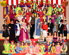 OLPD Barnum Teen Red 2012 Feb 8 Cast Picture 8x10 3D 08