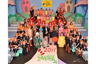 OLPD 2011 Broadway Jr Seussical 2011-07-12 Cast Picture (1029) 8x10