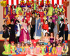 OLPD Barnum Teen Red 2012 Feb 8 Cast Picture 8x10 3D 09