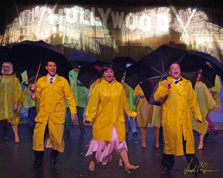 Singin in the rain (1187) 8x10
