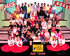 OLPD 2013 Teen Grease Red Feb 6 Cast Picture (1009)d 10x8
