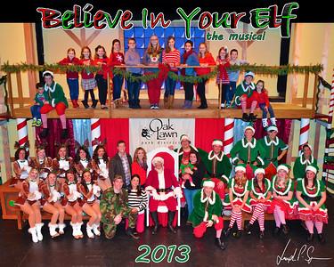 OLPD 2013 Believe in your Elf Green 12 Dec 11