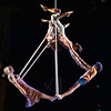 """This Time' Performance performed by Ockham's Razor Company at Shoreditch Town Hall, London, UK"