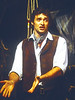 'Oklahoma' Musical performed in the Olivier Theatre, National Theatre, London, UK 1998