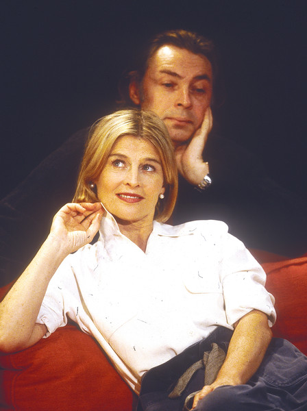 'Old Times' Play performed at Wyndham's Theatre, London, UK 1995