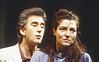 'Oleanna' Play performed at the Duke of York's Theatre, London, UK 1993