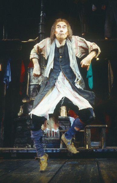 'Oliver' Musical performed in the London Palladium, UK 1995