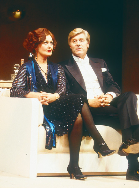'On Approval' Play performed at the Playhouse Theatre, London, UK 1995