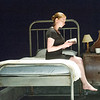 'Ophelia's Zimmer' Play directed by Katie Mitchell performed at the Royal Court Theatre, London, UK