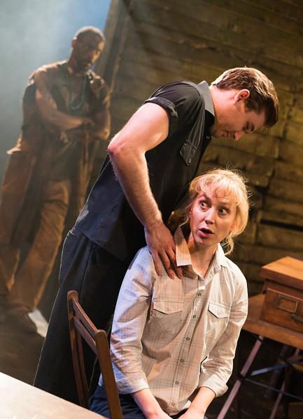 'Orpheus Descending' Play performed at the Menier Chocolate Factory, London, UK
