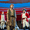 'Our Country's Good' Play by Timberlake Wertenbaker performed in the Olivier Theatre at the Royal National Theatre, London, UK