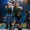 'Our Lady of Perpetual Succour' Play performed by the National Theatre of Scotland in the Dorfmann Theatre at the Royal National Theatre, London, UK
