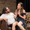 """'People Like Us"""" Play by Julie Burchill and Jane Robins performed at the Union Theatre, London, UK"""