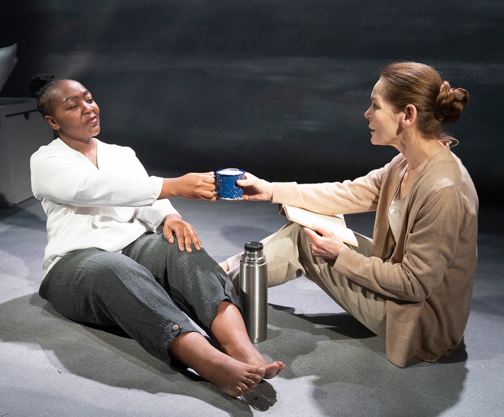 'Persona' Play performed at the New iverside Studios, London, UK