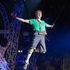 'Peter Pan' Play performed at the Open Air Theatre, Regents Park, London, UK