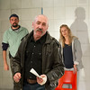 'People, Places and Things' Play by Duncan Macmillan performed in the Dorfman Theatre at the Royal National Theatre