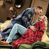 'Present Laughter' Play performed at the Festival Theatre, Chichester, UK