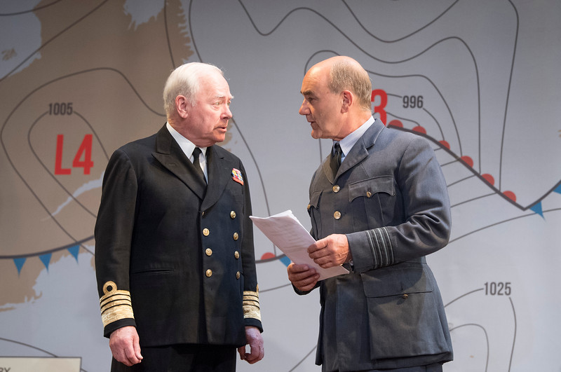 'Pressure' Play by David Haid performed at the Ambassador's Theatre, London, UK