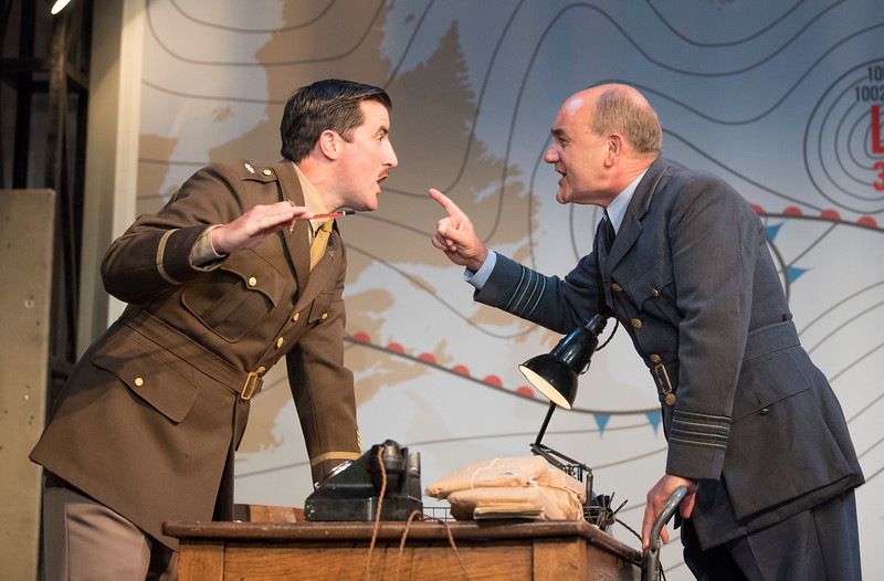 'Pressure' Play by David Haid performed at the Ambassador's Theatre, London, UK