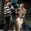 'Prism' Play written and directed by Terry Johnson, performed at Hampstead Theatre, London,UK