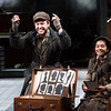'Ragtime' Play play performed at the Charing Cross Theatre, London, UK