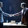 'Ravens: Spassky vs. Fischer' Play performed at Hampstead Theare, London, UK