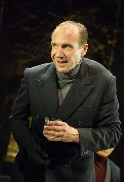 'Richard III' Play performed at the Almeida Theatre, London, UK